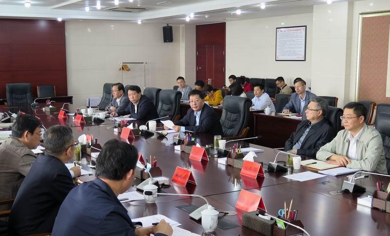 市委常委会开展主题教育第四次集中学习研讨会 魏晓明主持 陈冰冰发言