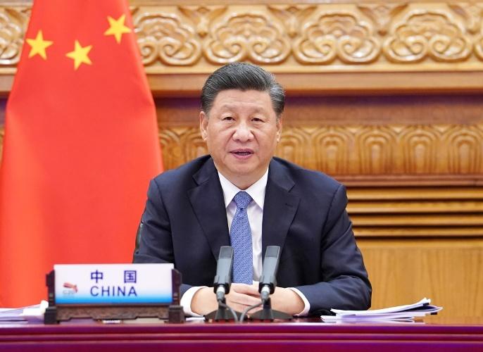 习近平:勠力战疫 共创未来